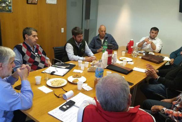 Reunión de trabajo con los Consejos y colegios que no pertenecen a FADIA