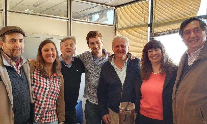 Reunión de trabajo FADIA-CIAM y FADIA –CIAM-COPIG