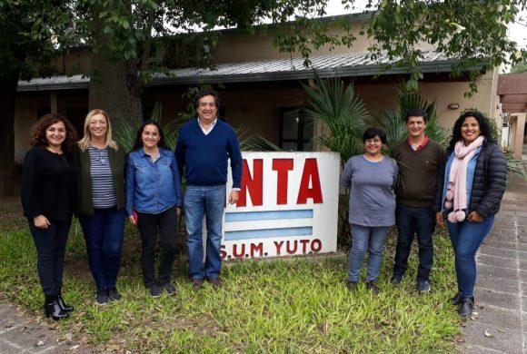 Inauguracion de la sede Reunion del CIAPAJU y Jornadas BPA del NOA en INTA Yuto