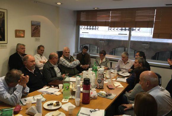 Reunión FADIA CPIA CIAFBA con Dra Patricia M. Llerena, Código Penal, Título XXIII Delitos Ambientales