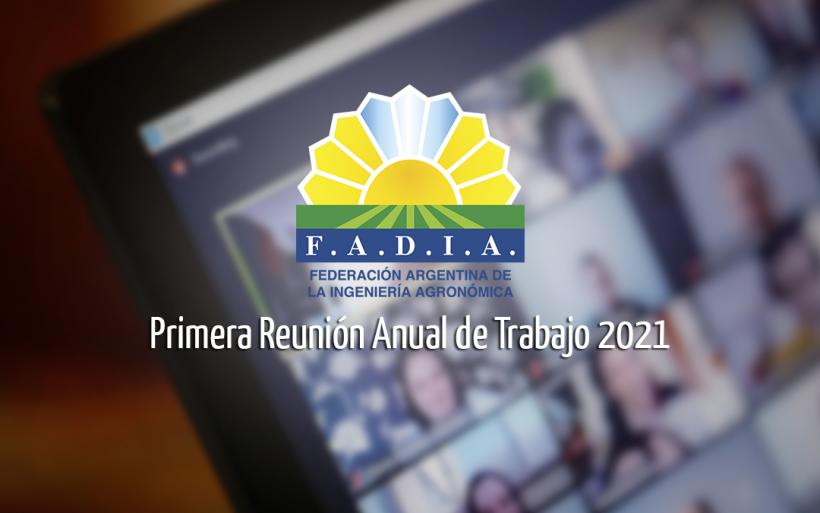 Primera Reunión Anual de Trabajo 2021