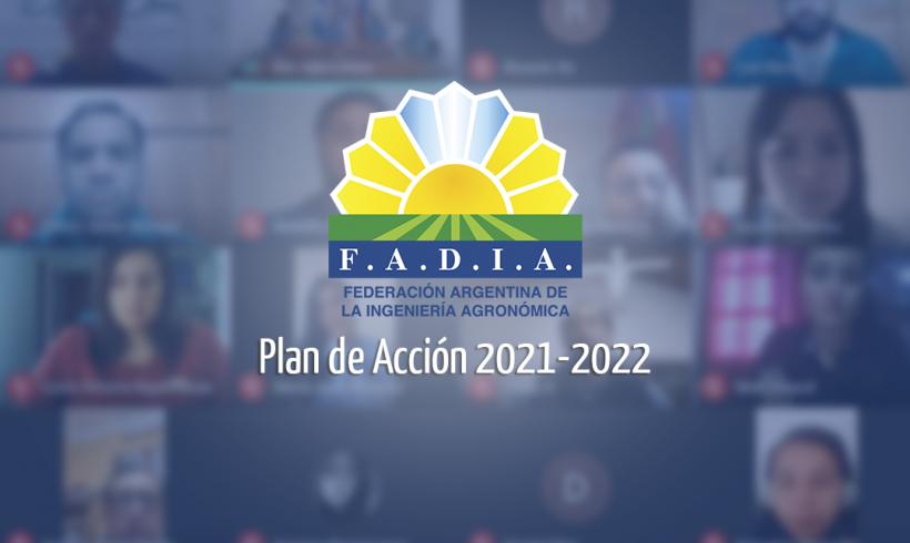 Informe de Secretaria de Relaciones Interinstitucionales, Plan de Acción 2021-2022